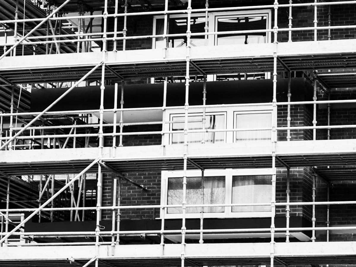 Требования обеспечения застройщиком безопасного производства работ
