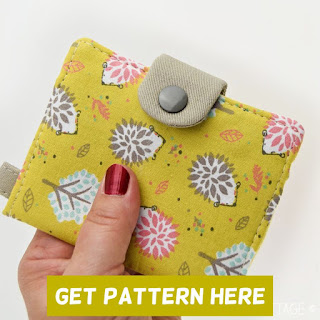 buy wallet sewing pattern