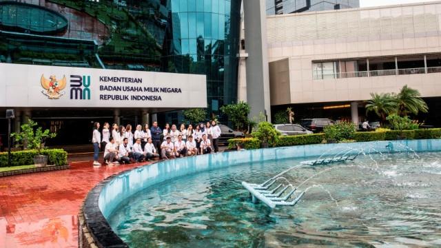 44 Relawan Jokowi Jadi Komisaris BUMN, Peneliti: Kinerja Wallahu Alam...