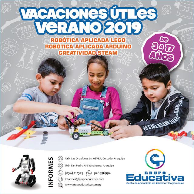 vacaciones-utiles-robotica-lego-arduino-creatividad-ninos-ninas-arequipa-peru-cursos-clases-taller-verano-2019