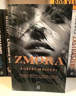 #294 'Zmora' Robert Małecki