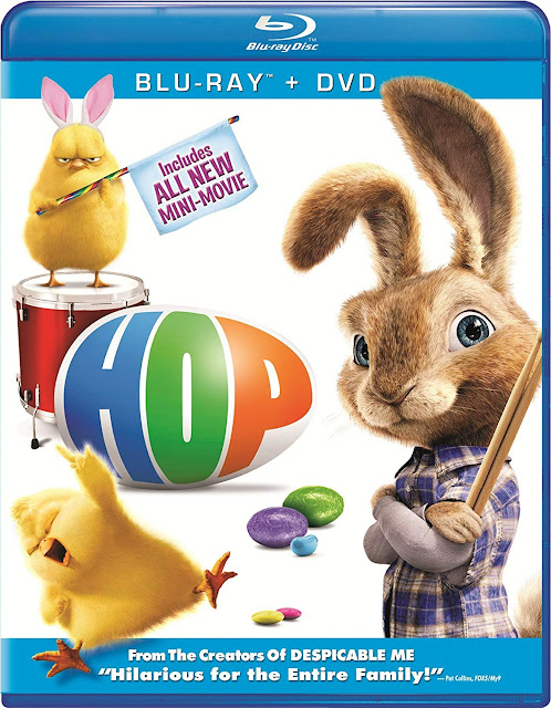 Hop 2011 A New Easter Bunny Movie