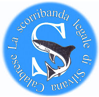 La scorribanda legale Logo Silvana Calabrese