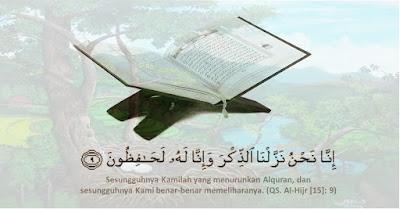 KEINDAHAN BAHASA AL-QUR'AN