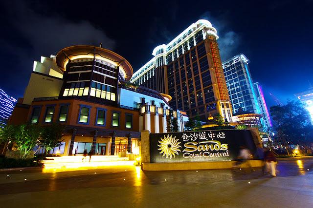Sands Cotai Centra