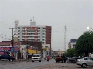 Chove em 28 locais da Paraíba, com maior índice no Sertão; Aesa prevê mais chuvas
