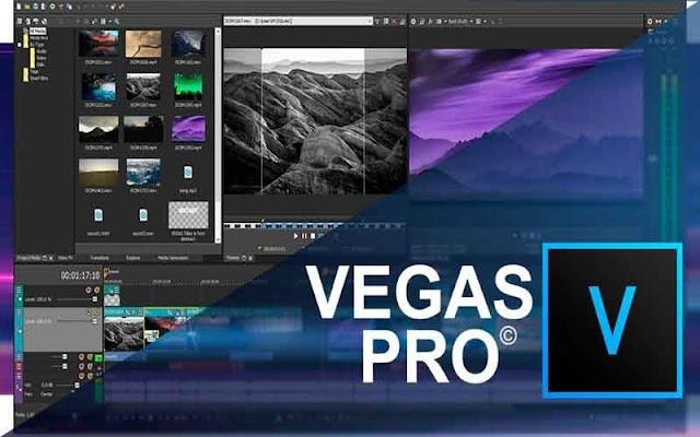 MAGIX VEGAS Pro 17.0.0.284 - Phần mềm biên tập video 2019