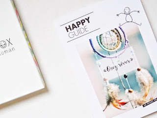 La Happy life box - Avril 2018