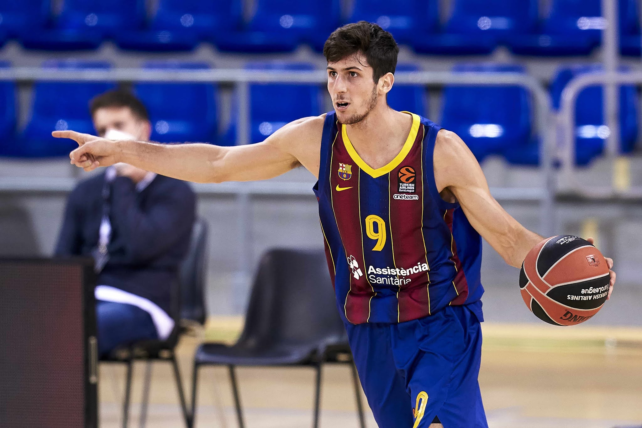 Leandro Bolmaro NBA Draft