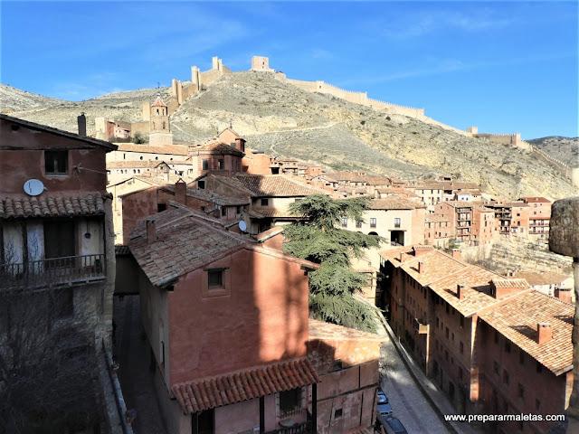 qué ver en Albarracín en un día