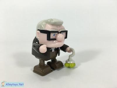 Disney Pixar toy Carl Fredricksen
