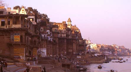 The Holy City of Varansi