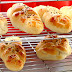 How To Make Super Soft, Spongy & Moist Bread | Chinese Bakery - Braided Bread Buns Recipe