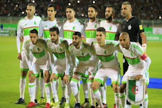 تعرف علي أخر إستعدادات منتخب الجزائر لبطولة كأس الأمم الأفريقية 2019