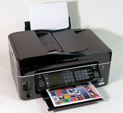 epson WorkForce reset pads