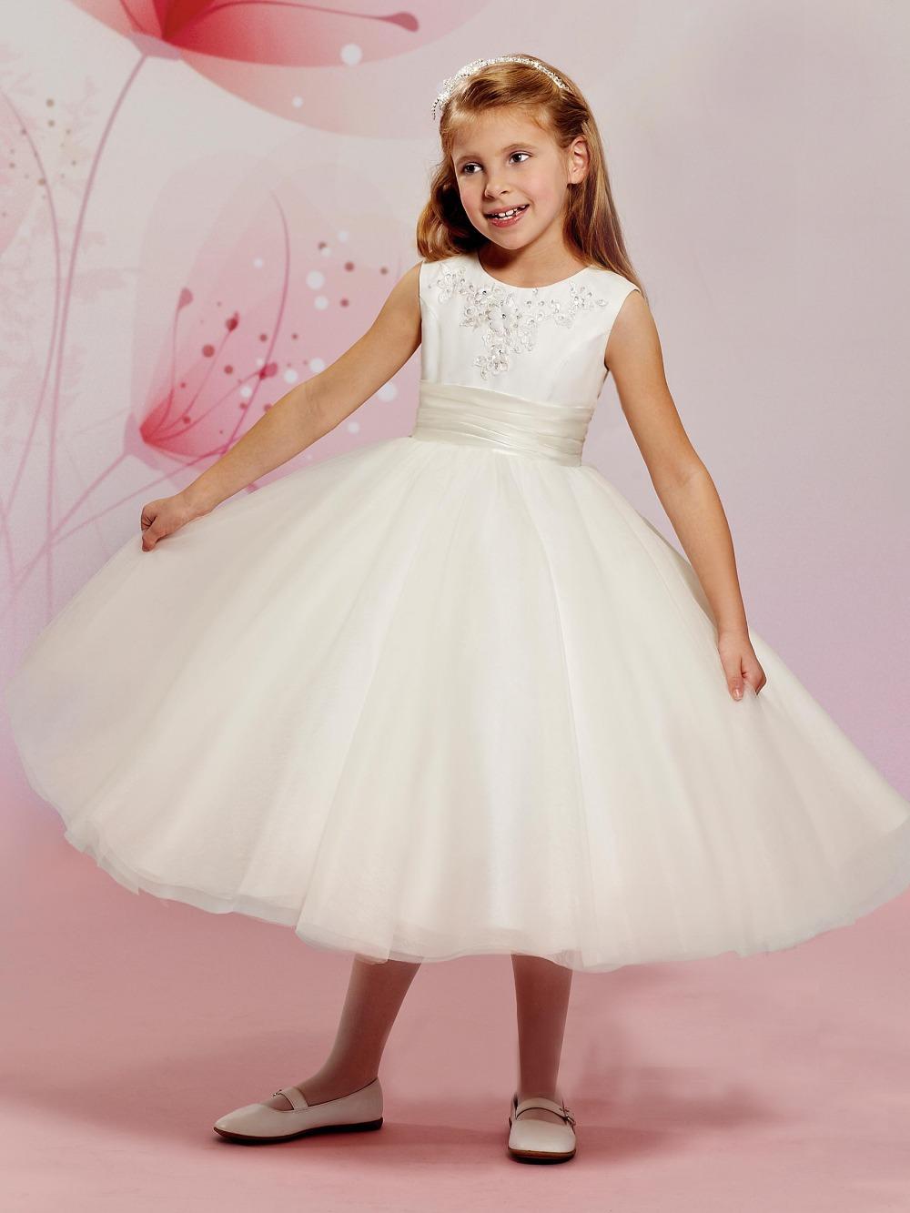 Modelos de vestidos de fiesta para ninas