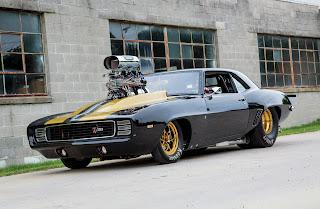 1969 Chevrolet Camaro dans Pro-Street 1969-chevrolet-camaro-front-driver-side