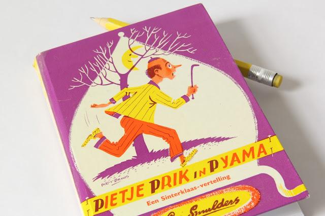 Gemaakt/ DIY, kinderboeken, kringloop, nititieboekjes, Studio Mojo, vintage, zelf een notitieboek maken