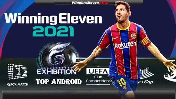 Download Winning Eleven 2021 (WE 21) MOD Apk OBB