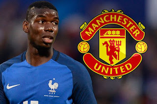 , Manchester United £100m target Paul Pogba set for  Old Trafford to undergo medical, Latest Nigeria News, Daily Devotionals & Celebrity Gossips - Chidispalace