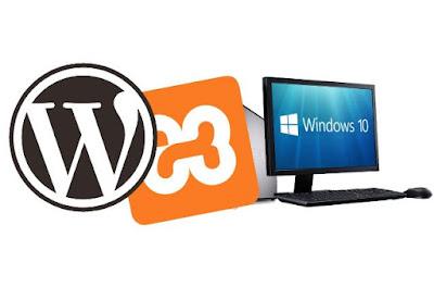 Cara Instal Wordpress Di Localhost (Komputer)