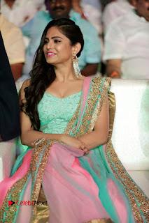 Actress Naina Ganguly Stills in Long Dress at Vangaveeti Audio Launch  0066.JPG
