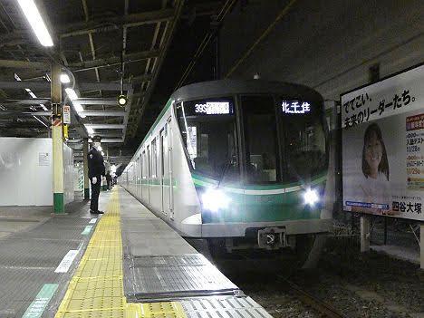 【ダイヤ改正で消滅!?】各駅停車 北千住行き16000系