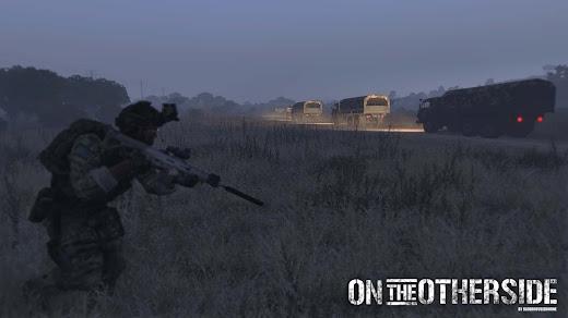 NATO特殊部隊としてCSATの裏側を突くArma3のシングルプレイ用シナリオ