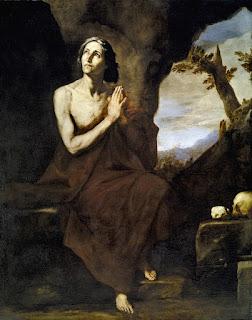Jusepe de Ribera Saint mary of egypt