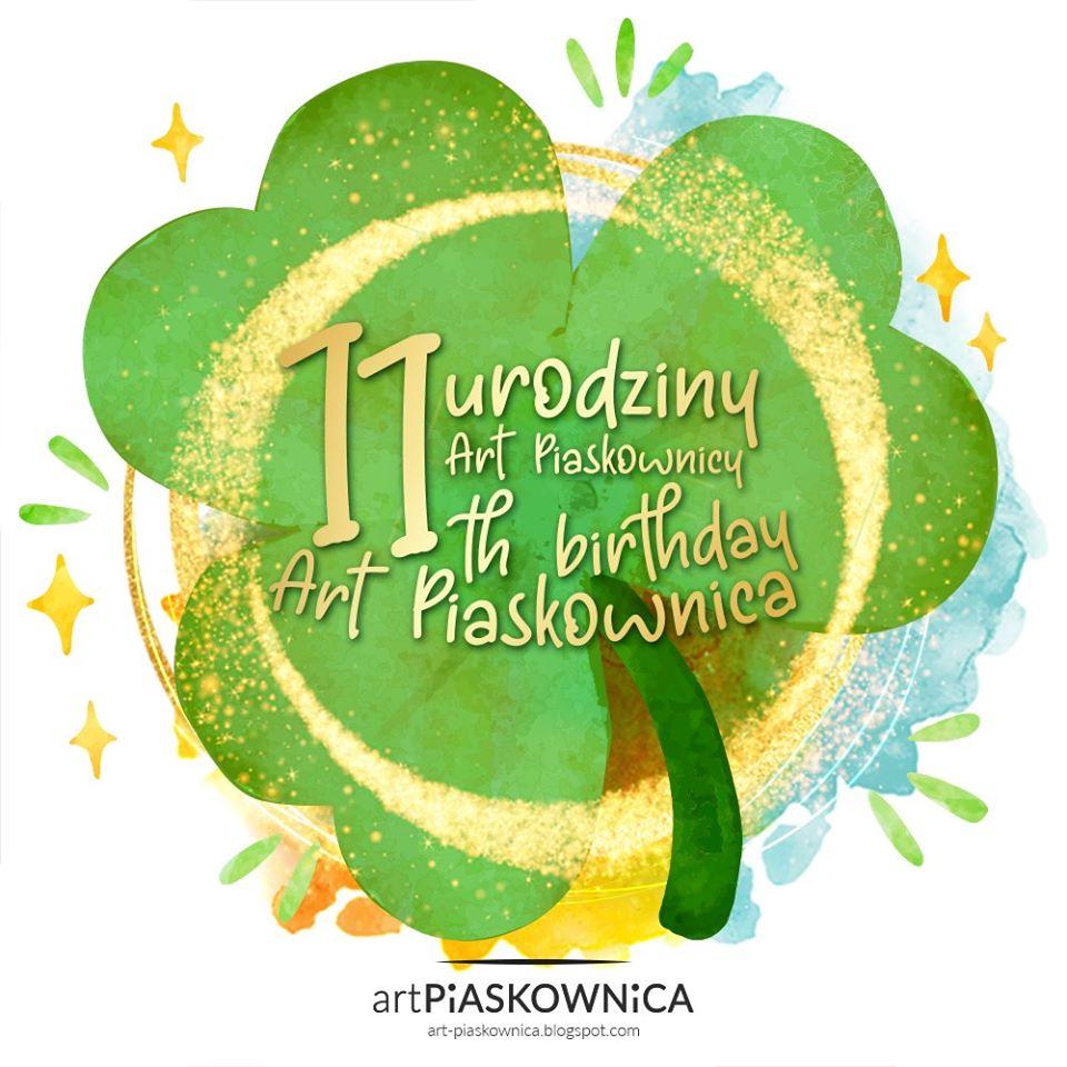 11 urodziny Art Piaskownicy