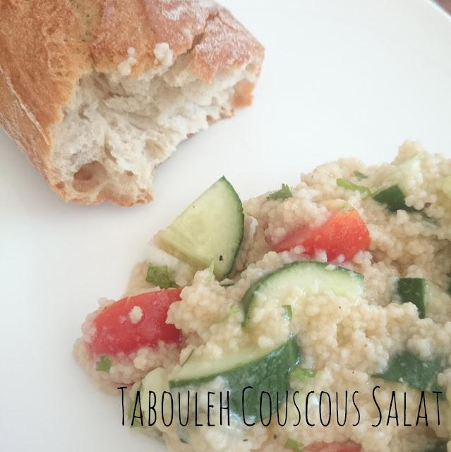 [Food] Tabouleh Couscous Salat // Tabouleh Couscous Salad