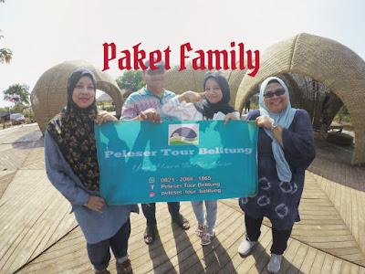 paket keluarga