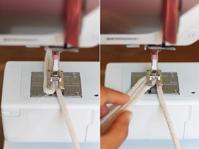 Zeitungsständer, Handarbeitskorb, Kaminholzlege aus Seil selbermachen - perfekt für jeden Haushalt zum Wohnen und Leben