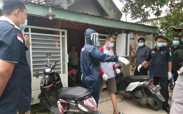 Polisi Lari Ketakutan, Pengedar Sabu yang Ditangkap Ternyata Positif Covid-19