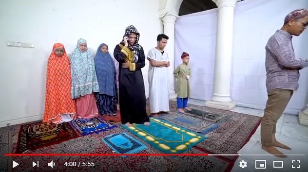 Bikin Video Adegan Sholat Sambil Becanda, Atta Halilintar Dilaporkan atas Dugaan Penistaan Agama