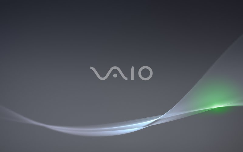 Vaio Wall Paper Black: Sony Vaio Black Laptop Wallpaper By Resolution