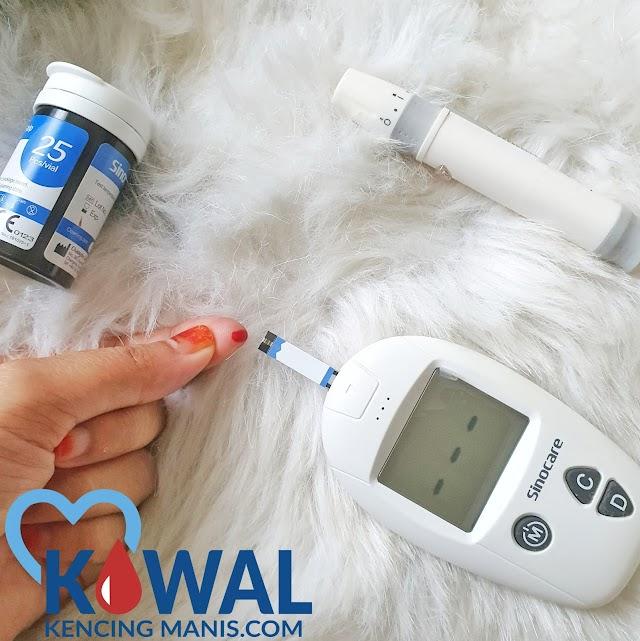 Control Diabetes with Free Program from KawalKencingManis.com