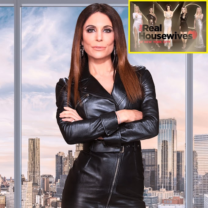 """Bethenny Frankel Reportedly Wants To Save 'RHONY' Amid Low Ratings And Cast Shakeup Rumors; Sources Claim Bethenny """"Doesn't Want To Return To The  Show As A Cast Member, She Wants To Return As A Producer"""""""