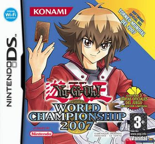 Yu-Gi-Oh! World Championship 2007, NDS, Español, Mega, Mediafire