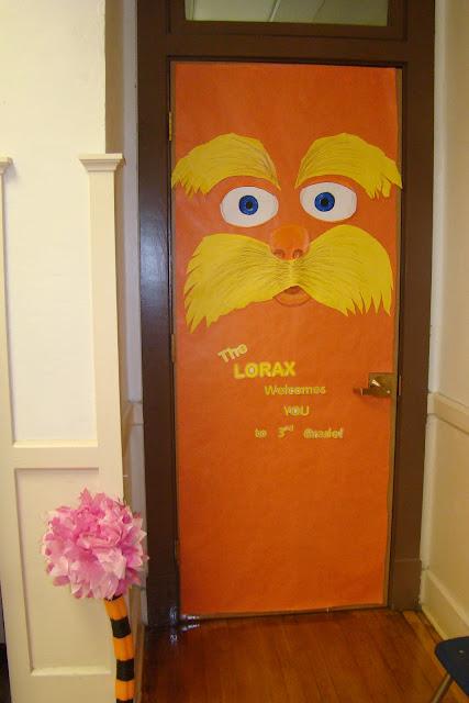 Classroom Door Decoration Ideas Rd Grade