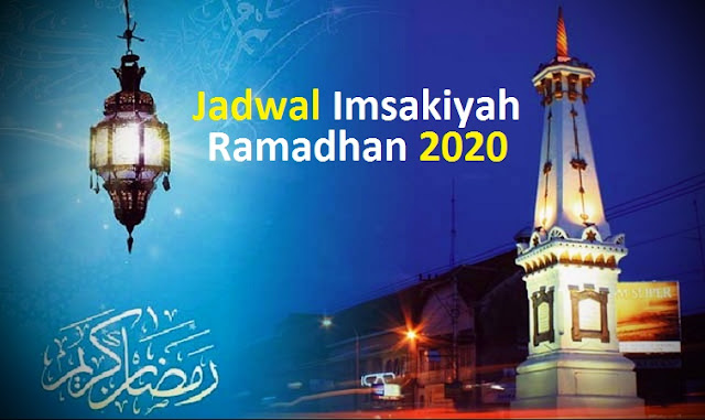 Jadwal Imsakiyah Ramadhan 2020 Kemenag