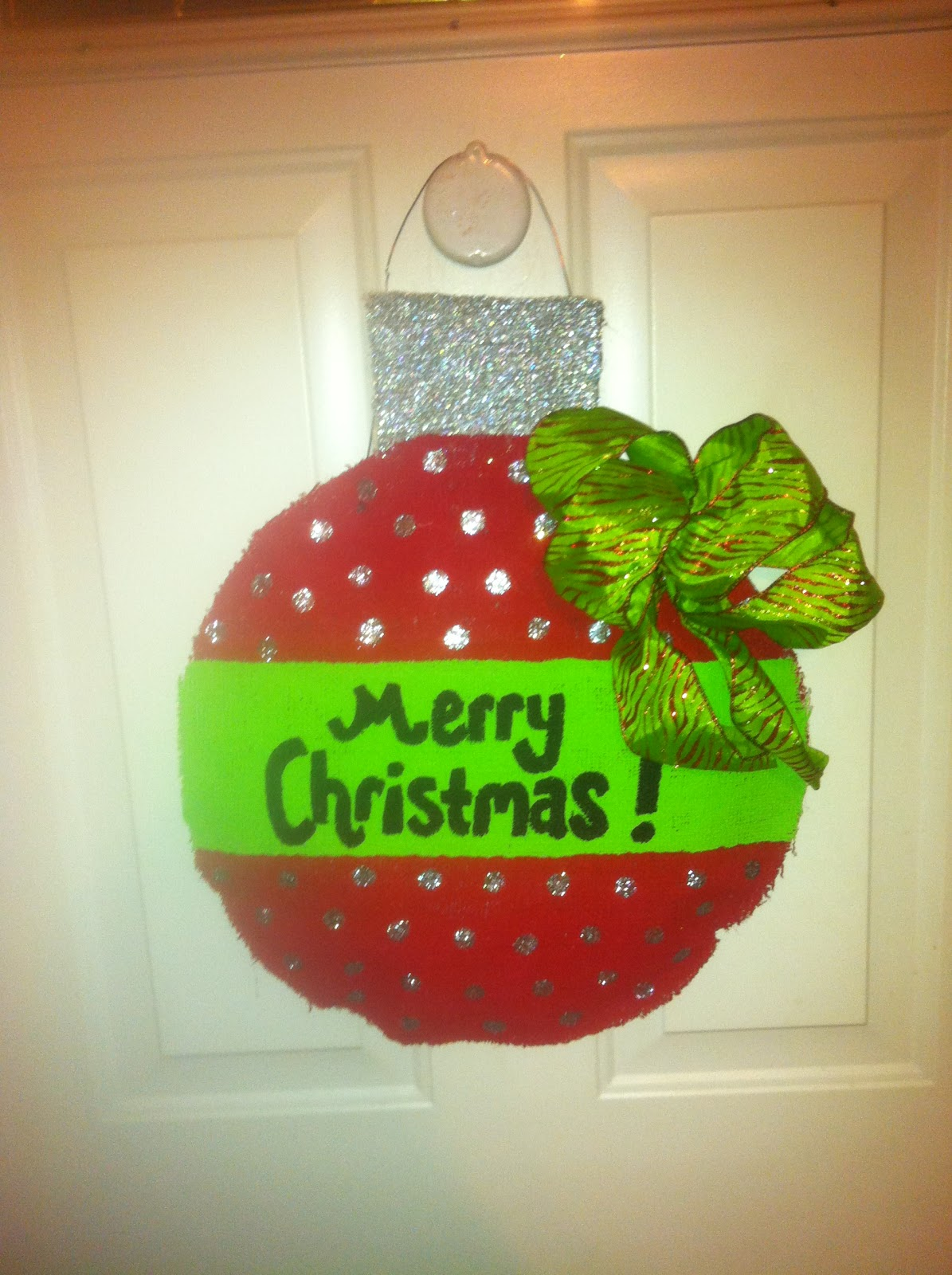Fabulous, Healthy, & Loving It.: Fall & Christmas Door ...