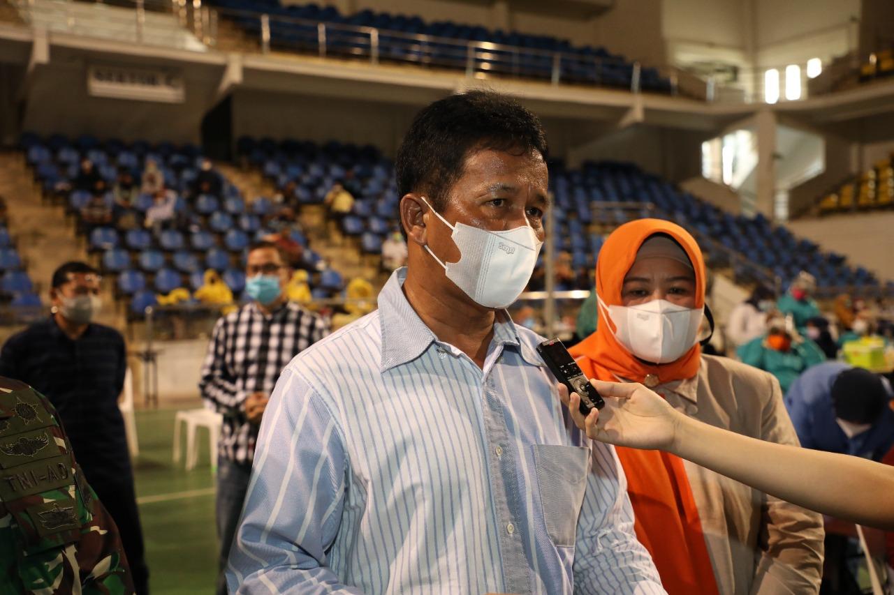 Untuk Penuhi Target 70 Persen, BP Batam Fasilitasi Vaksinasi Massal