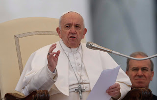 Pope Warns of 'viral Genocide' From Deadly Coronavirus