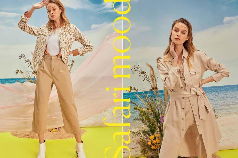 ropa de verano estilo casual verano 2021 mujer