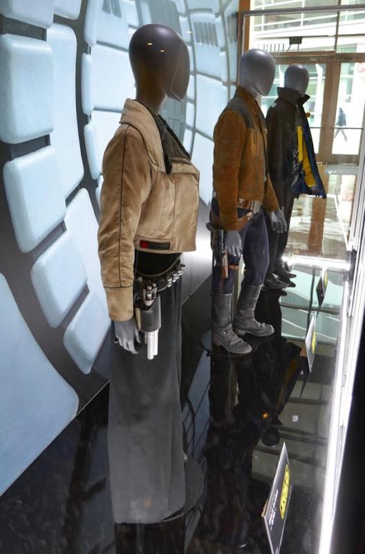Solo Star Wars Story film costumes