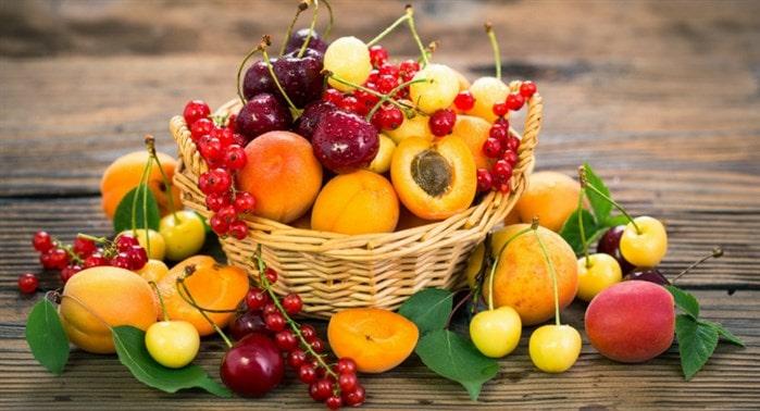 Yaz mevsiminde yetişen meyveler nelerdir ?