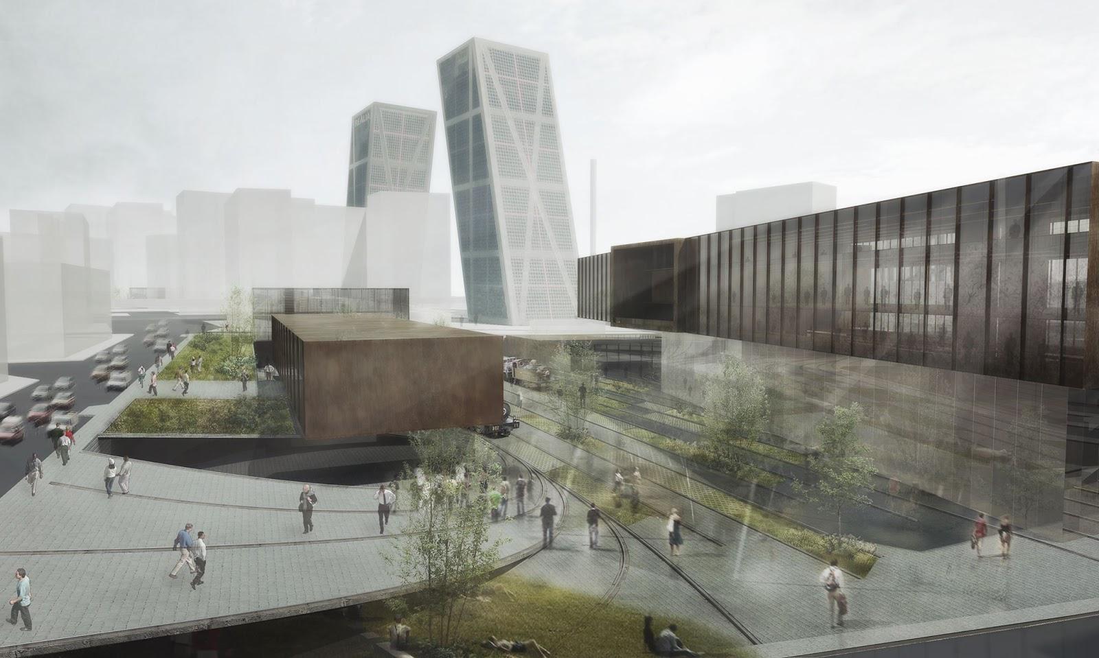 Arquitectos argentinos smf o la coherencia de un perfil - Torres kio arquitecto ...