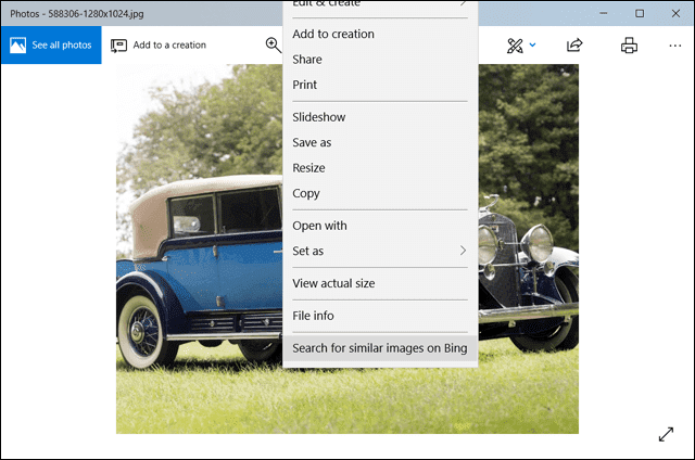 هذه الأشياء المدهشة يقوم بها تطبيق الصور في ويندوز 10 وأنت لم تكن تعرفها