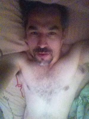 Juan Ríos Cantú Desnudo